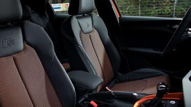 Audi A1 Citycarver hatchback front seats
