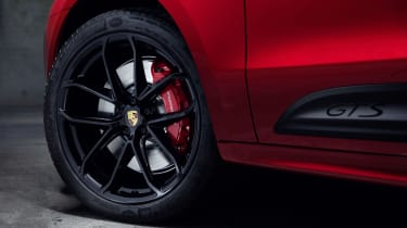 2021 Porsche Macan GTS - wheel detail