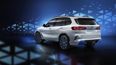 BMW i Hydrogen NEXT concept - rear view