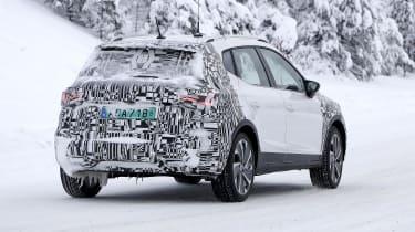 2021 SEAT Arona development model - rear