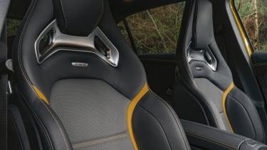 Mercedes-AMG A 45 S hatchback - front seating
