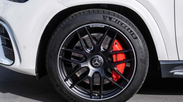 2020 Mercedes-AMG GLE 63 S Coupe alloy wheels
