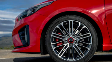 kia ceed gt alloy wheel