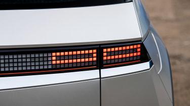 Hyundai Ioniq 5 rear lights