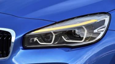 BMW 2 Series Gran Tourer headlight