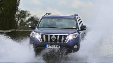 Few cars have the go-anywhere ability of the Land Cruiser, and it's reputation for robustness is well-deserved
