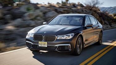 Topping the 7 Series range it the four-wheel drive M760iL xDrive