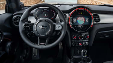 MINI John Cooper Works - interior