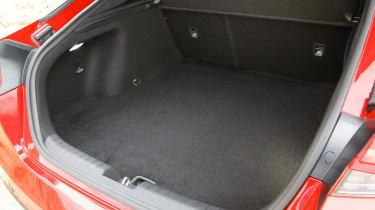 Kia Stinger GT-S boot