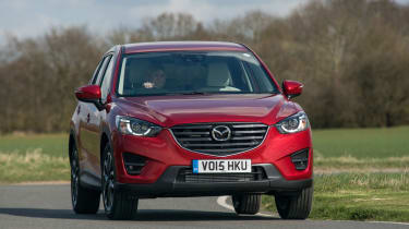 The Mazda CX-3 is attractively styled and great to drive