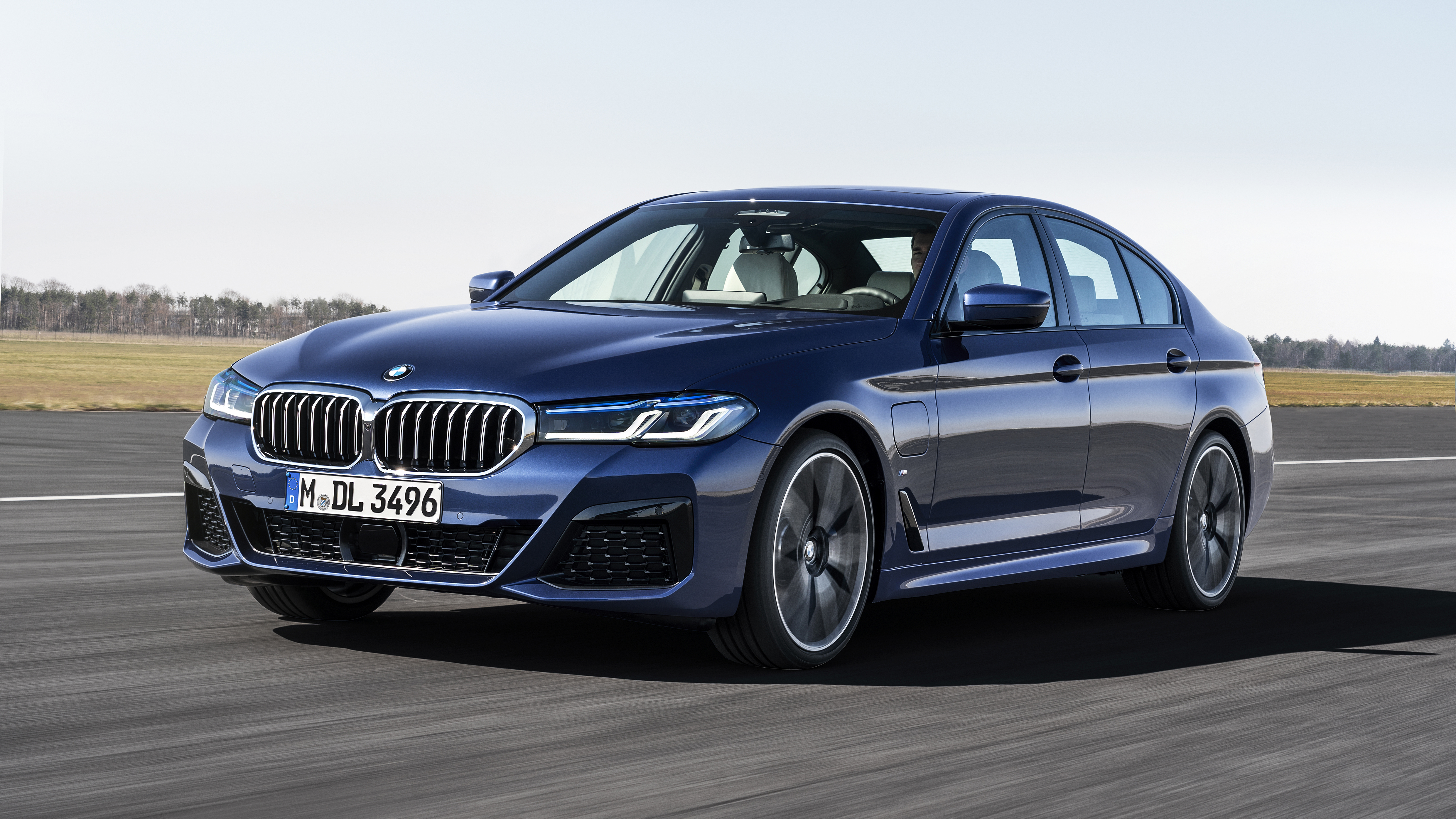 New 2020 Bmw 5 Series Officially Breaks Cover Carbuyer