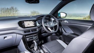 VW T-Cross interior (R-Line)