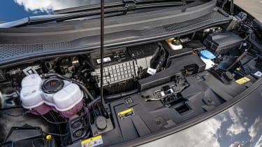 Cupra Born hatchback electric motor