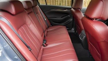 2021 Mazda6 Kuro Edition - rear seats