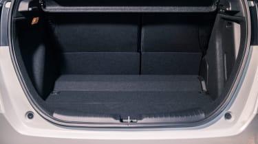 New Honda Jazz boot