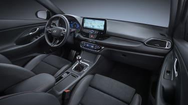 2020 Hyundai i30 N Line interior