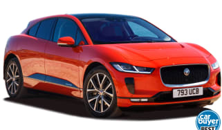 Jaguar I-Pace Best Buy cutout