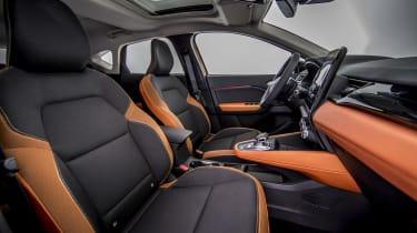 2020 Renault Captur - interior side view