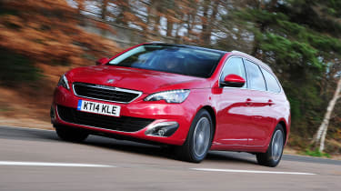 Peugeot 308 SW - Best Estate Car