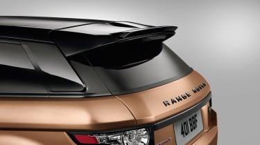 Range Rover Evoque SUV 2014 spoiler