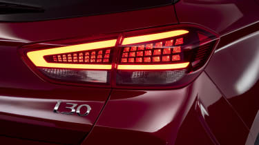 2020 Hyundai i30 tail-light
