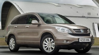 The 2007-2012 Honda CR-V earned a great reputation while it was on sale...