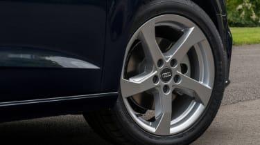 Audi A3 Sportback alloy wheel