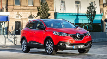 The Renault Kadjar is the sister car to the Nissan Qashqai