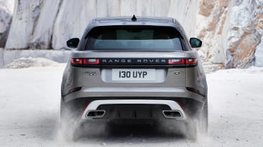 The 3.0-litre diesel engine and the supercharged 3.0-litre petrol have six-cylinders