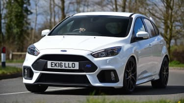 Ford MK3 Focus RS