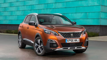 The Peugeot 3008 SUV's desirable looks and high-quality build are enough to impress