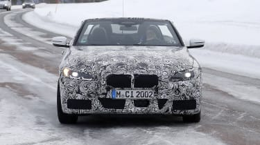 BMW 4 Series Convertible - front end
