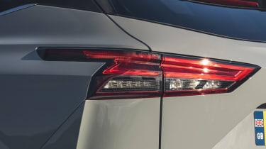 2021 Nissan Qashqai tail-light