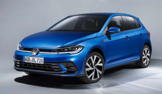 2021 Volkswagen Polo - front 3/4