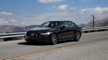 Volvo S60 Polestar Engineered - Front 3/4 dynamic view