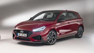 2020 Hyundai i30 N Line