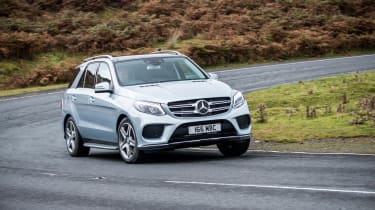 Performance is key to the appeal of the 500e, though it's too big and heavy to feel like a sports car.