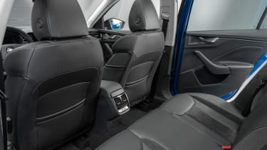 2019 Skoda Scala rear seats