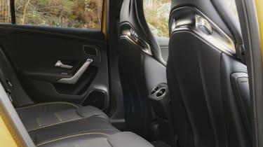 Mercedes-AMG A 45 S hatchback - rear seats
