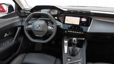 Peugeot 308 SW estate interior