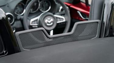 Mazda MX-5 Roadster wind deflector