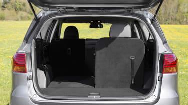 Kia Sorento SUV boot