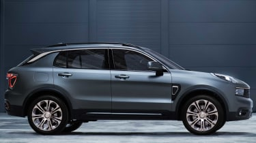 In fact, 'buying' is something of a misnomer, as the 01 will be available to Lynk & Co owners and subscribers