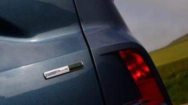Ford Kuga diesel badge