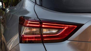 Nissan Juke SUV rear lights
