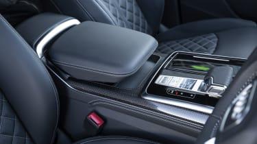Audi SQ8 - centre console