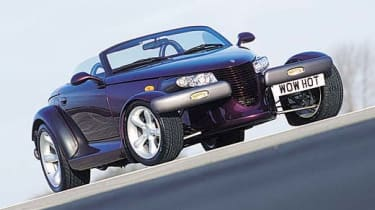 19 - Plymouth Prowler