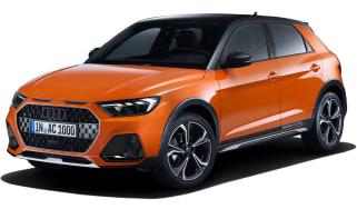 Audi A1 citycarver cutout