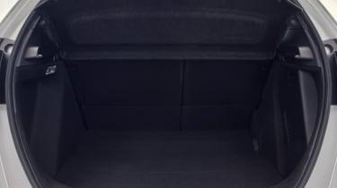 Honda Jazz Hybrid - boot view