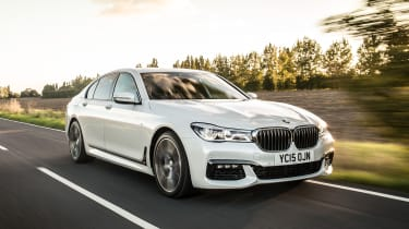 The 261bhp 730d gets from 0-62mph in 6.1 seconds, which should be adequate for most